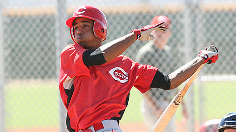A reader asks this week about the status of the Reds' Yorman Rodriguez.