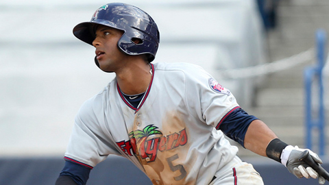 Aaron Hicks leads Fort Myers with 59 walks in 95 games.