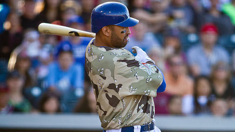 Matt Kemp homered in both of his rehab games for Albuquerque.