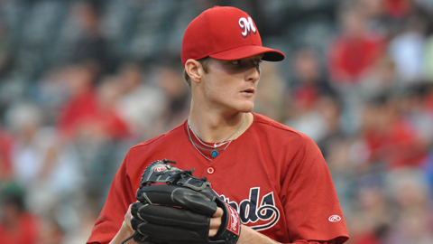 Shelby Miller had allowed 32 runs over his previous six starts.